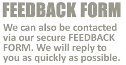 Contact Us: Online via Feedback Form